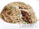 Снимка на рецепта Желирано пуешко месо с целина и магданоз